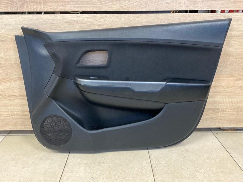 Обшивка двери Kia Rio DX 1.4 1.6 2010 передняя правая (б/у)