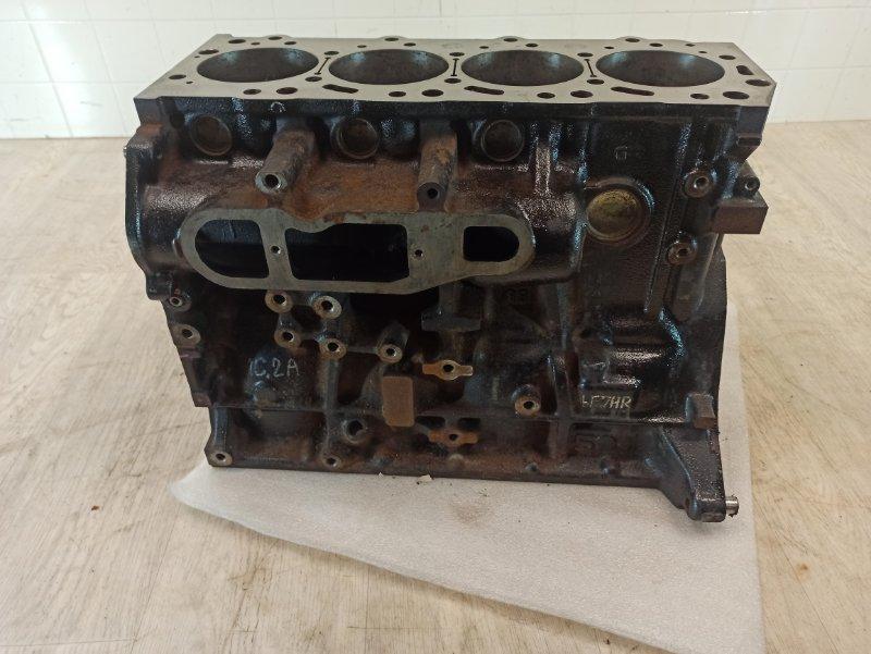 Блок цилиндров Mitsubishi L200 2005- KB4T 4D56U 2005 2006 2007 2008 2009 2010 2011 2012 2013 2014 2015 2016 (б/у)