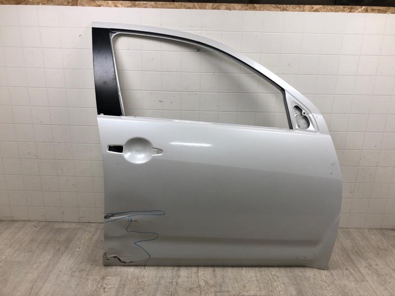 Дверь Mitsubishi Outlander Xl CW1W 4B11 2006 2007 2008 2009 2010 2011 2012 передняя правая (б/у)