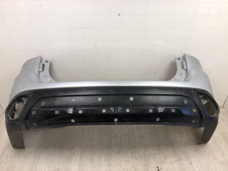 Бампер задний Mitsubishi Outlander 3 GF2W 4B11 2019 2020 задний (б/у)
