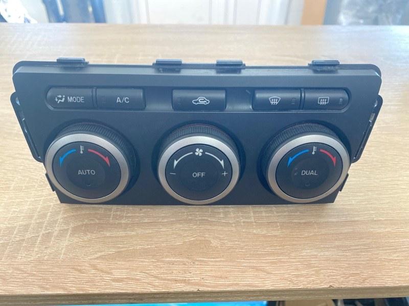 Блок управления климат-контролем Mazda Mazda 6 GH (б/у)