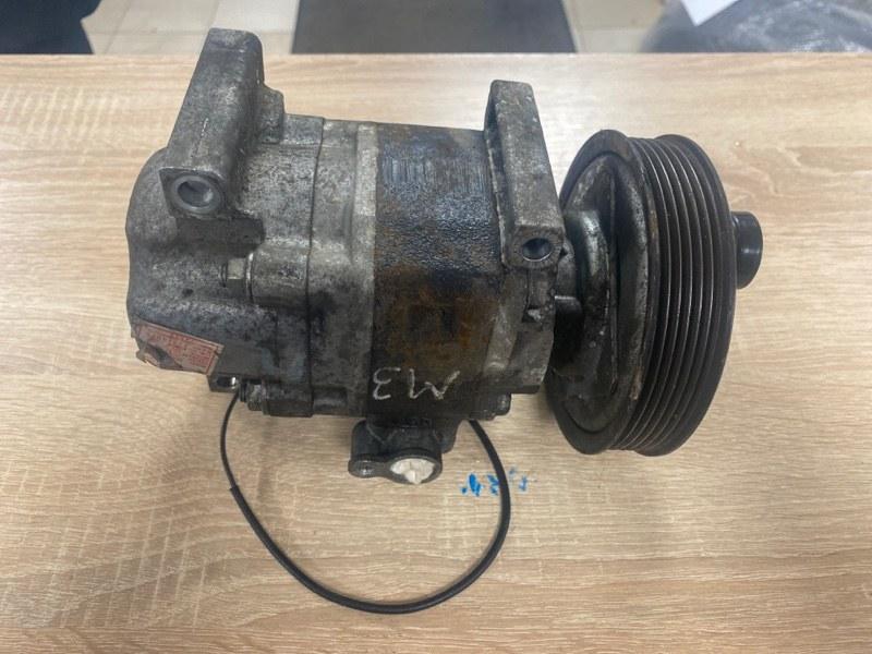 Компрессор кондиционера Mazda Mazda 3 BK 1.6 2003 (б/у)