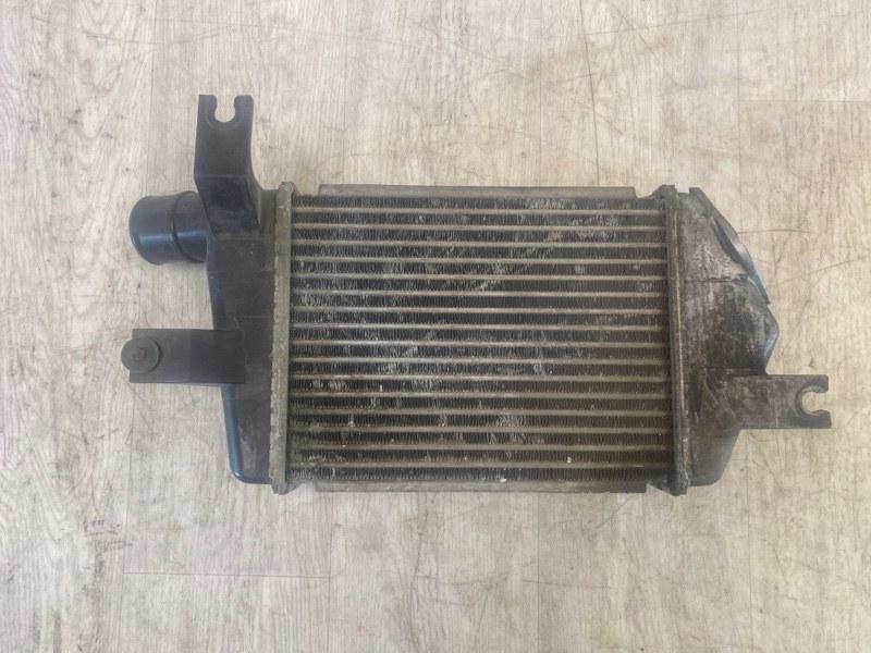 Радиатор интеркуллера Mitsubishi L200 2005- KB4T 4D56 2005 (б/у)