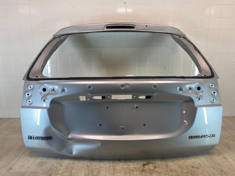 Крышка багажника Mitsubishi Outlander 3 GF2W 4B10 2015 задняя (б/у)