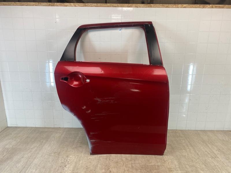 Дверь Mitsubishi Asx GA1W 4B10 2010 2011 2012 2013 2014 2015 2016 2017 2018 2019 2020 задняя правая (б/у)