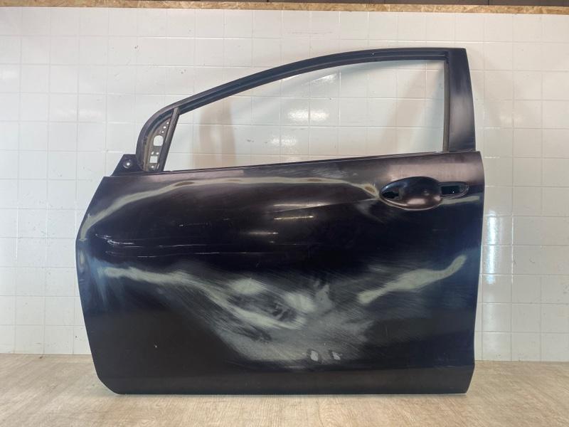 Дверь Mazda Demio 2007 2008 2009 2010 2011 2012  2013 2014 передняя левая (б/у)