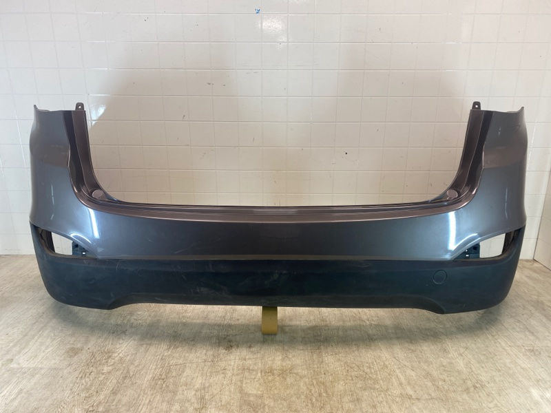 Бампер задний Hyundai Ix-35 TM G4KD 2010 задний верхний (б/у)