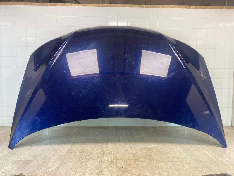 Капот Hyundai Santa Fe 2 CM 2006 2007 2008 2009 2010 2011 2012 передний (б/у)