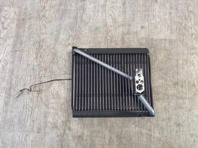 Радиатор кондиционера салонный Mitsubishi Lancer 10 CY1A 4A91 2007 (б/у)