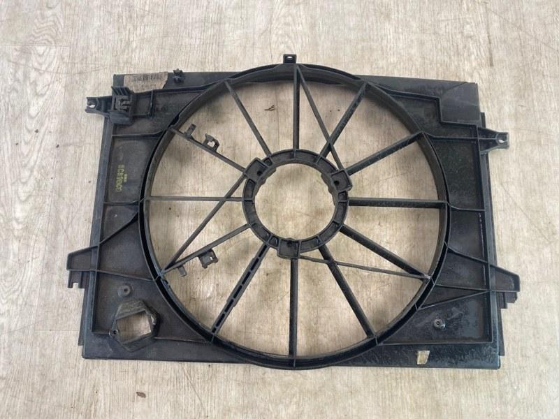 Диффузор Hyundai Tucson 2004 2005 2006 2007 2008 2009 2010 передний (б/у)