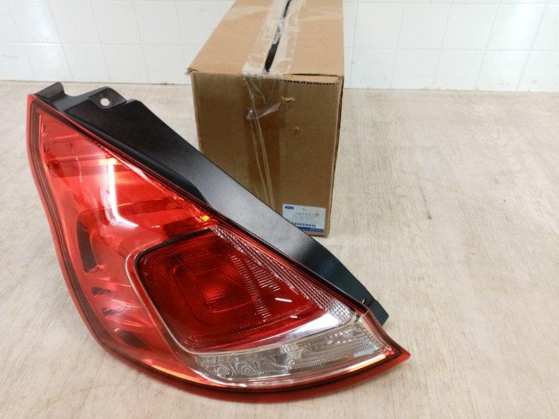 Фонарь в крыло Ford Fiesta 2013 задний левый (б/у)