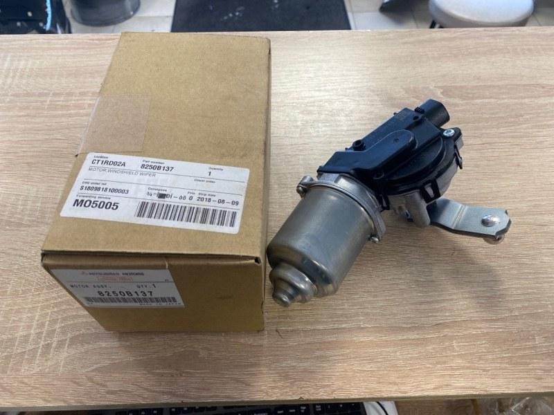 Мотор дворников Mitsubishi Asx GA1W 4B10 2010 передний 8250B137
