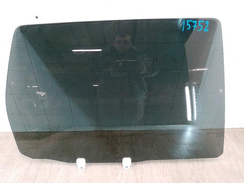 Стекло двери задней Mitsubishi Outlander Xl CW1W 4B11 2006 2007 2008 2009 2010 2011 2012 заднее правое (б/у) 5736A326