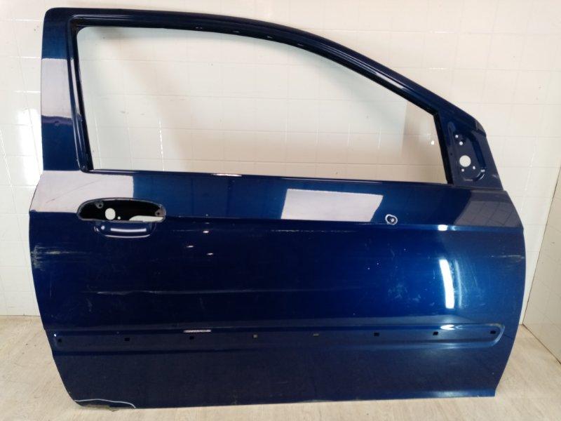 Дверь Hyundai Getz BJ 1.4 2002 2003 2004 2005 2006 2007 2008 2009 2010 2011 передняя правая (б/у)