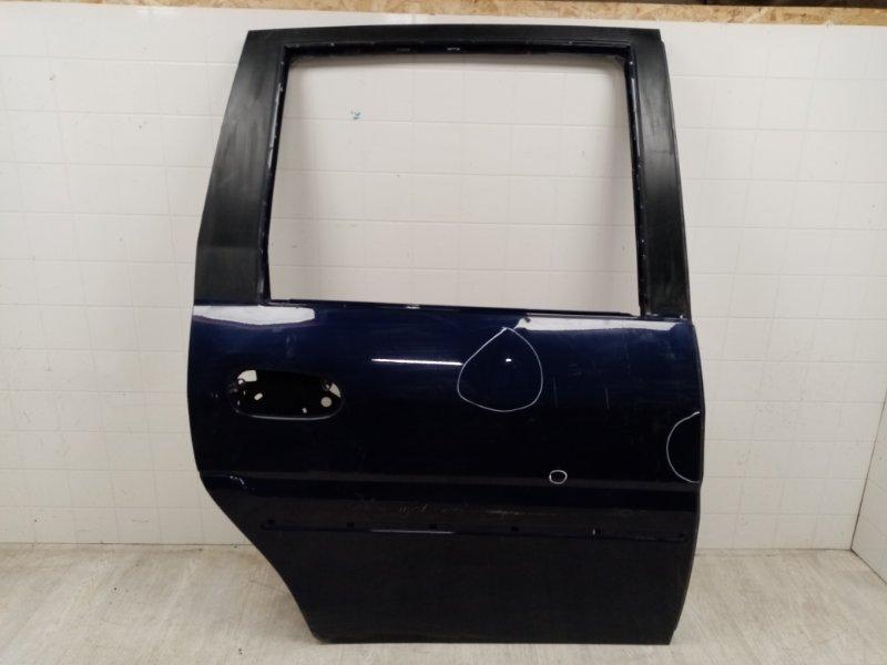 Дверь Hyundai Matrix C3G 2001 задняя правая (б/у)
