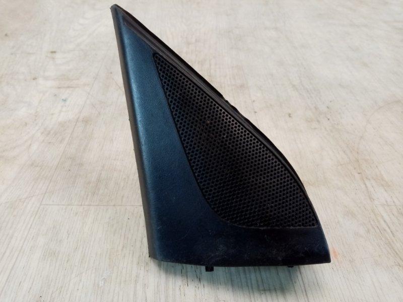 Молдинг зеркала треугольный Mitsubishi L200 2005- KB4T 4D56U 2007 левый (б/у)