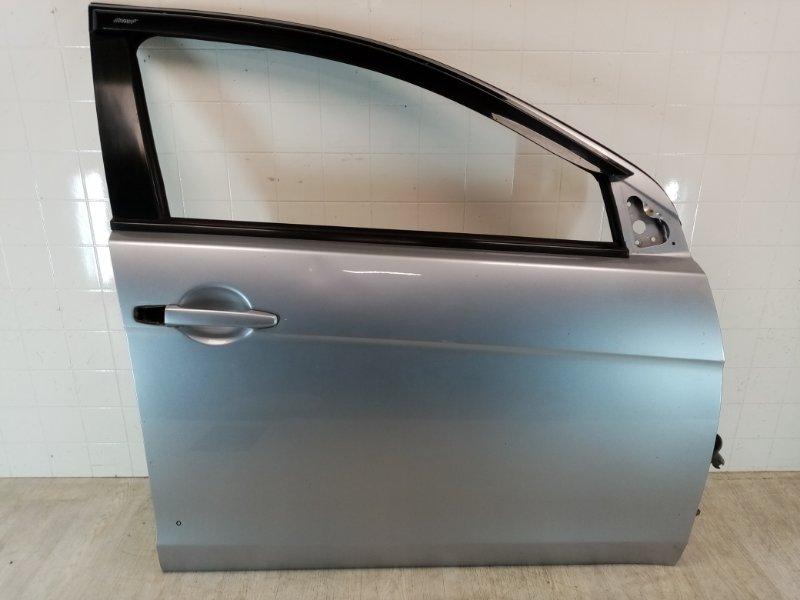 Дверь Mitsubishi Lancer 10 CY1A 2007 передняя правая (б/у)