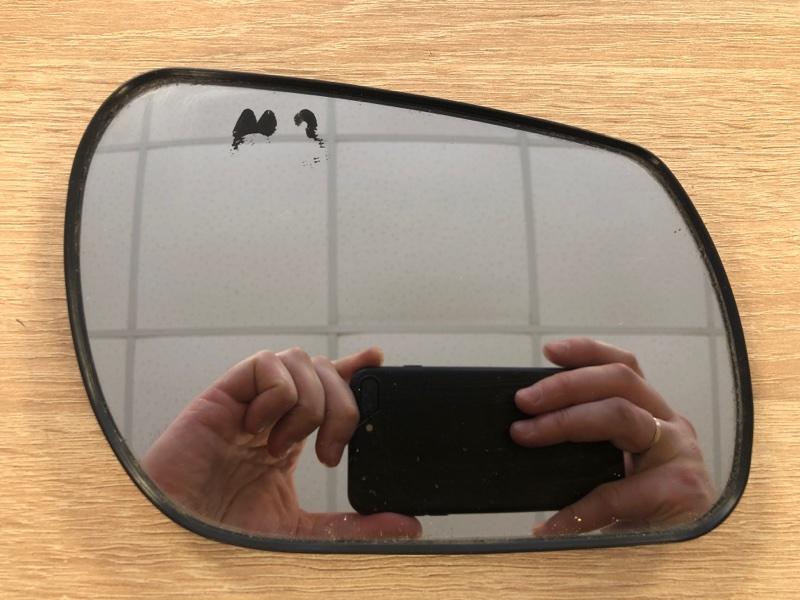 Зеркальный элемент Mazda Mazda 3 BK 2003 правый (б/у)