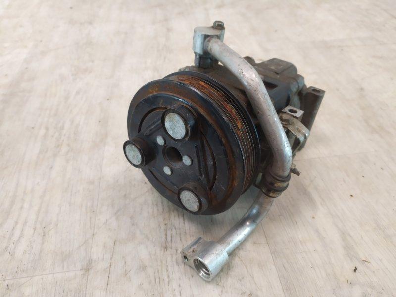 Компрессор кондиционера Mazda Mazda 3 BK 2.0 2003 (б/у)