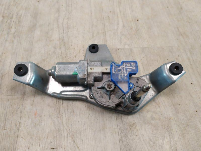 Мотор стеклоочистителя заднего Mitsubishi Pajero Sport 2 KH4W 4D56 2007 (б/у)