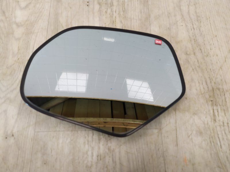 Зеркальный элемент Mitsubishi Pajero Sport 3 KS1W 4N15 2015 (б/у)