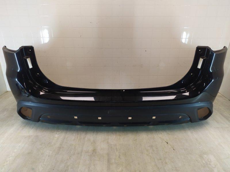 Бампер Mitsubishi Outlander 3 GF2W 4B11 2019 2020 задний (б/у)