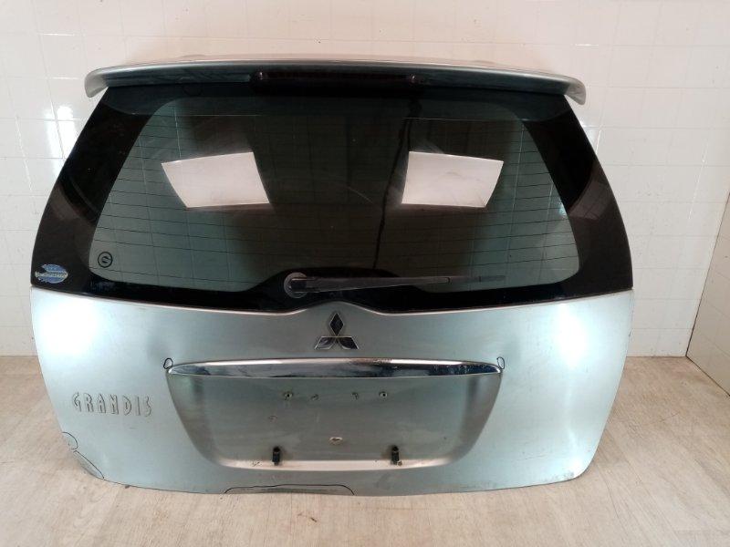 Крышка багажника Mitsubishi Grandis NA4W 4G69 2004 (б/у)