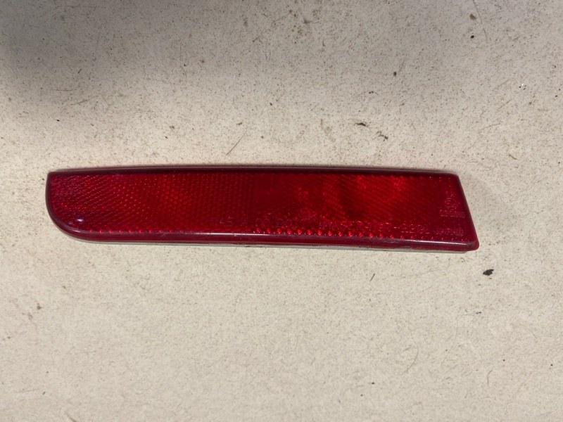 Фонарь в бампер Mitsubishi Lancer 10 CY1A 4A91 2007 задний левый (б/у)