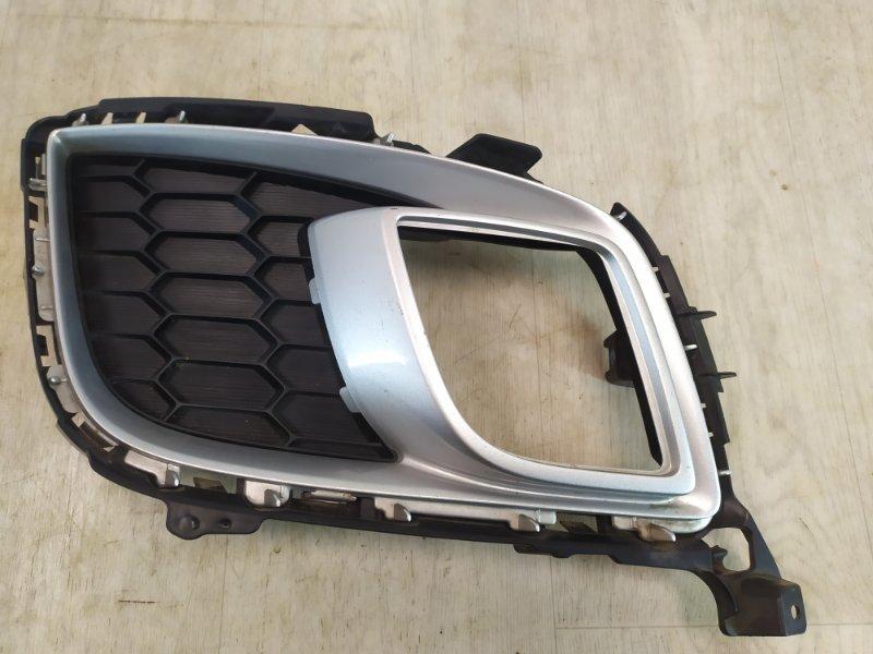 Окантовка птф Mazda Mazda 6 GH 2007 передняя правая (б/у)