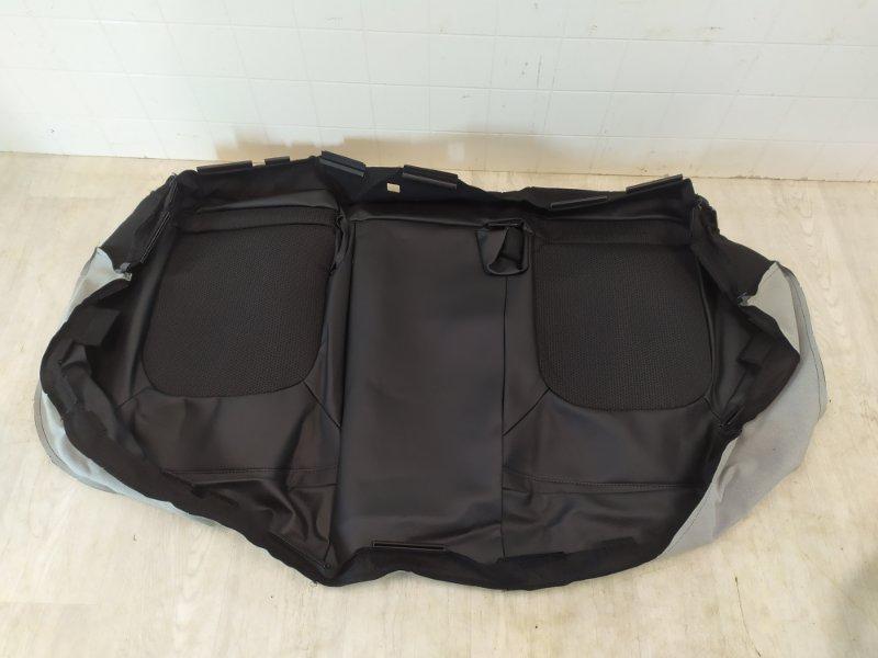 Обшивка сиденья Hyundai Ix-35 2010 задняя