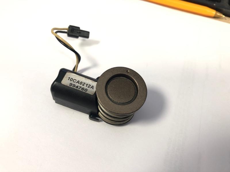 Датчик парктроника Mazda Bt-50 задний (б/у)