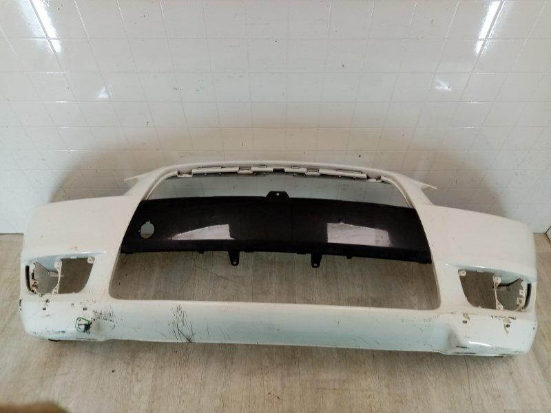 Бампер передний Mitsubishi Lancer 10 CY1A 4A91 2007 передний (б/у)