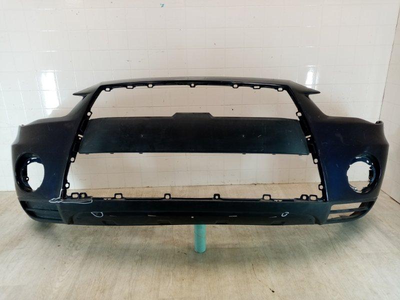 Бампер передний Mitsubishi Outlander Xl CW4W 4B11 2010 передний (б/у)