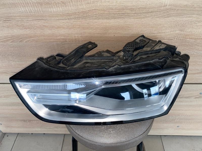 Фара Audi Q3 1 передняя левая (б/у) 8U0941005C