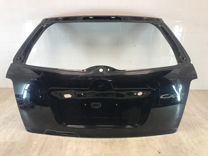 Крышка багажника Mazda Cx-7 ER 2.3T 2006 2007 2008 2009 2010 2011 2012 задняя (б/у)