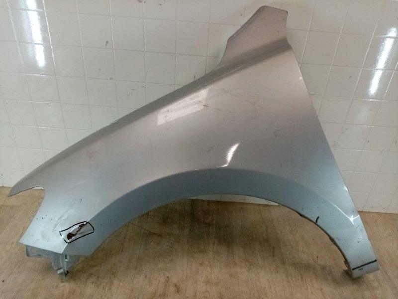 Крыло Hyundai Santa Fe 2 BM 2.0TD 2006 2007 2008 2009 2010 2011 2012 переднее левое (б/у)