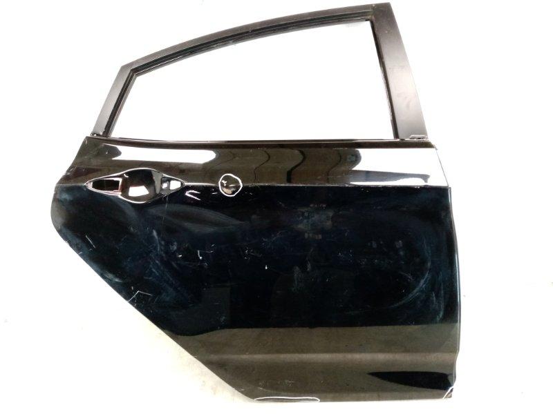Дверь Hyundai Solaris 1 SB G4FA 2010 задняя правая (б/у)
