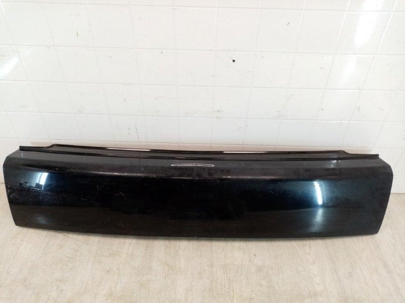 Бампер задний Mitsubishi Outlander Xl CW1W 4B11 2006 2007 2008 2009 2010 2011 2012 задний (б/у)