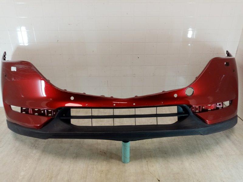 Бампер передний Mazda Cx-5 2017- 2017 передний (б/у)