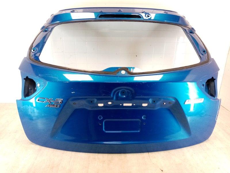 Крышка багажника Mazda Cx-5 KE 2.0 2011 2012 2013 2014 2015 2016 2017 задняя (б/у)