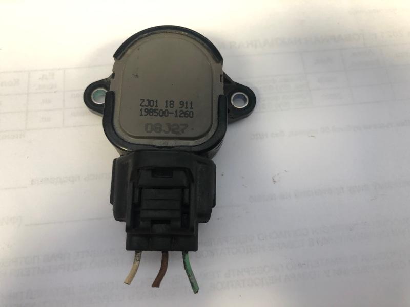 Датчик положения дроссельной заслонки Mazda Mazda 3 BK 2003 (б/у)
