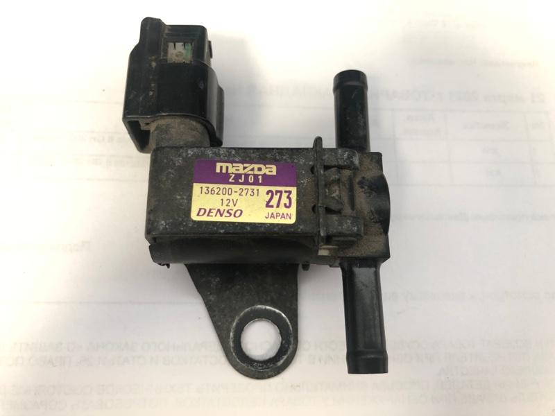 Клапан электромагнитный впускного коллектора Mazda Mazda 3 BK 2003 (б/у)