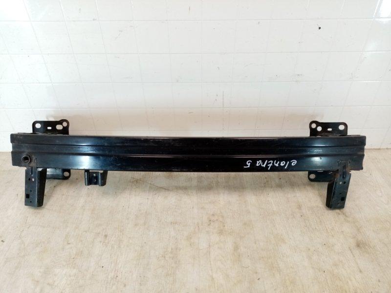 Усилитель бампера Hyundai Elantra 5 MD 2011 передний (б/у)