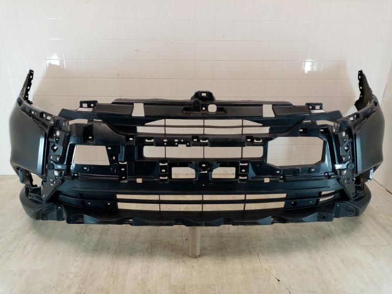 Бампер передний Mitsubishi Outlander 3 GF2W 4B10 2019 2020 (б/у)