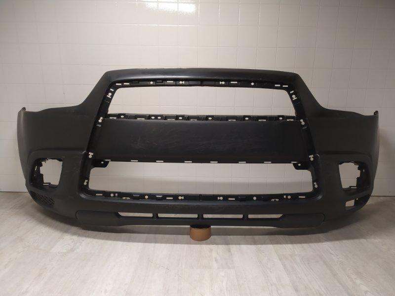 Бампер передний Mitsubishi Asx GA1W 4B10 2010 2011 2012 передний (б/у)