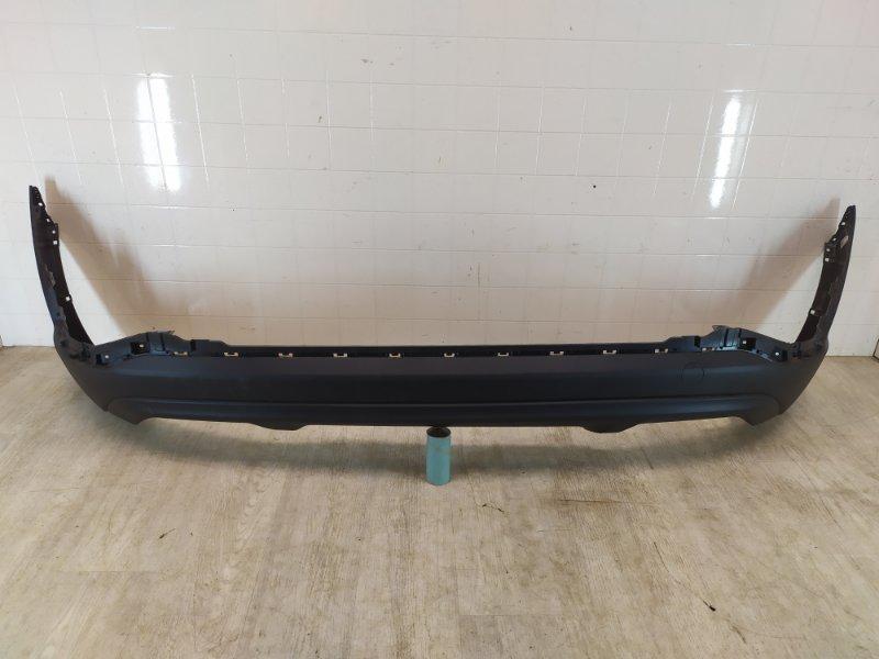 Бампер задний Hyundai Tucson 3 D7 2.0TD 2015 задний нижний (б/у)