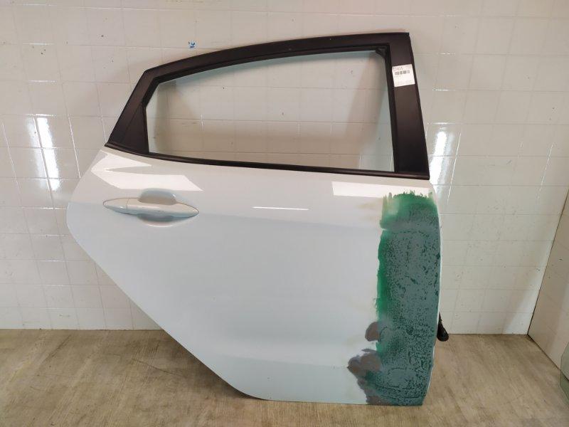 Дверь Kia Rio DX 1.4 2011 2012 2013 2014 2015 задняя правая (б/у)