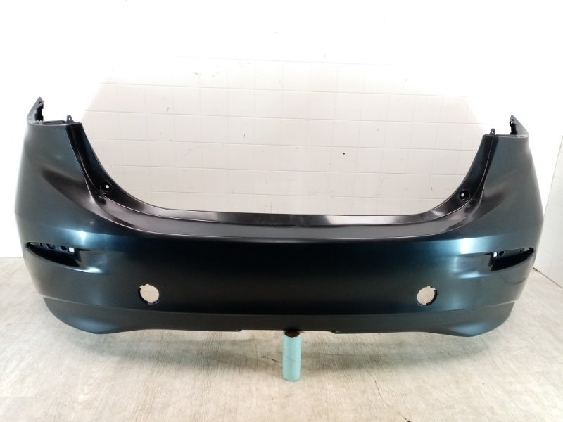 Бампер задний Mazda Mazda 3 BM P5VPS 2013 задний (б/у)