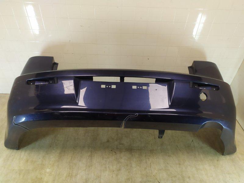 Бампер задний Mitsubishi Lancer 10 CY1A 4A91 2007 задний (б/у)