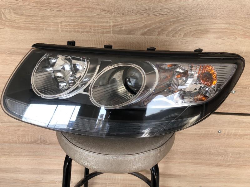 Фара Hyundai Santa Fe 2 BM 2.0TD 2006 2007 2008 2009 2010 2011 2012 левая (б/у)
